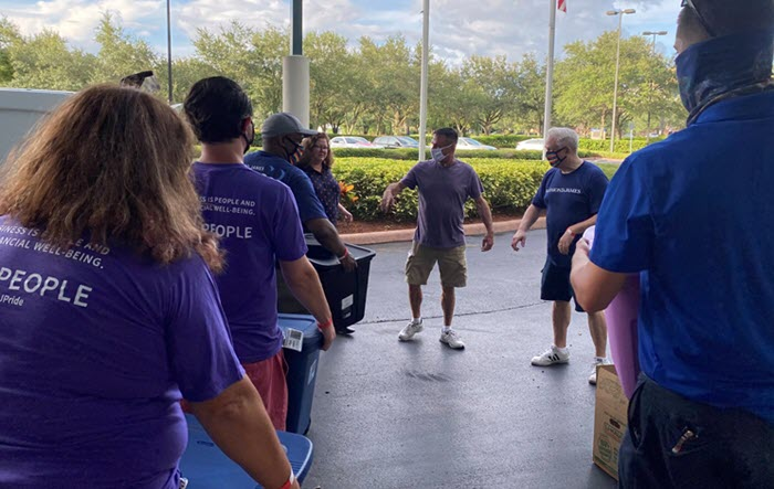 Raymond James Cares Month 2020 | Giving back to the communities in which we live and work